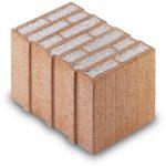 blocchi laterizio con perlite