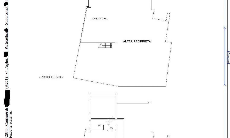 Planimetria casa come richiedere la piantina online for Creare piantina casa online
