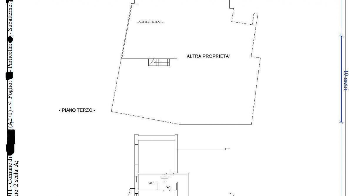 Progetto Appartamento 50 Mq planimetria casa