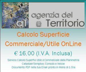 Calcolo superficie commerciale online superficie - Superficie calpestabile ...