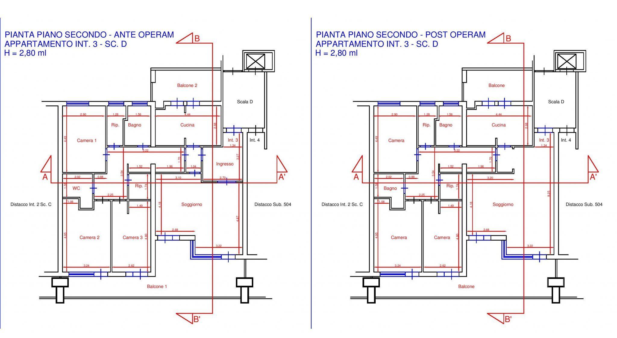 Relazione Tecnica Ristrutturazione Interna Appartamento