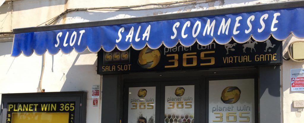 Domanda di Apertura sala scommesse roma al suap telematico