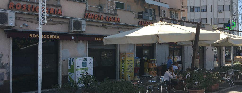 Scia Commerciale Roma Apertura Rosticceria Tavola Calda Pizzeria Tivoli Guidonia