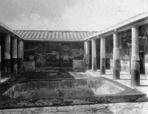La Domus dei Dioscuri, il condizionatore ai tempi dei romani
