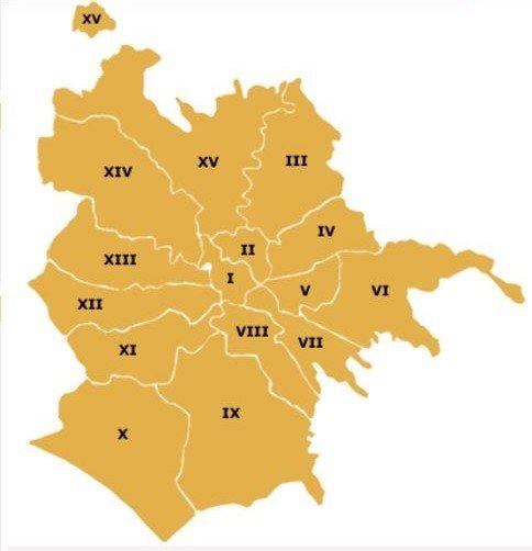 elenco municipi roma cerca municipio roma