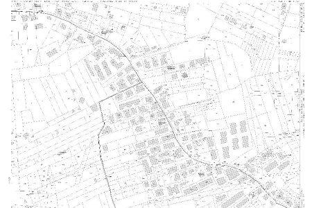 Esempio Estratto di Mappa Catastale