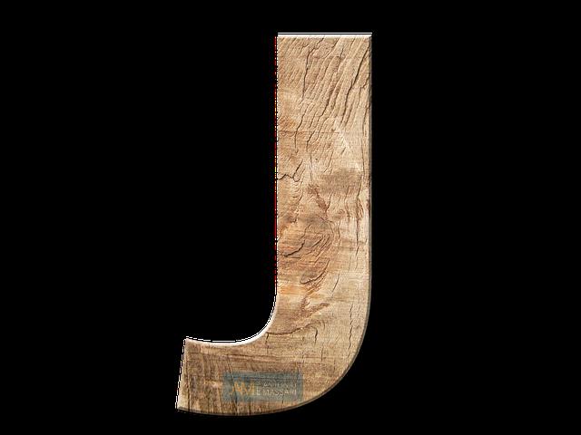Immagine della Lettera J