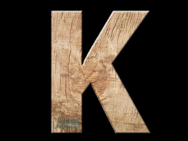 Immagine della Lettera K