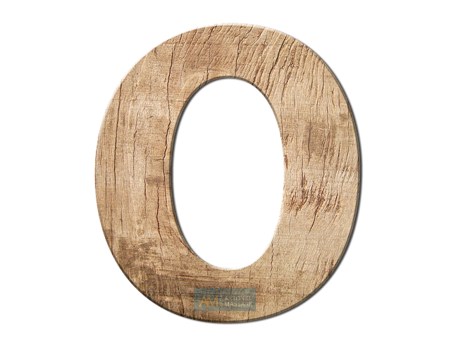Immagine della Lettera O