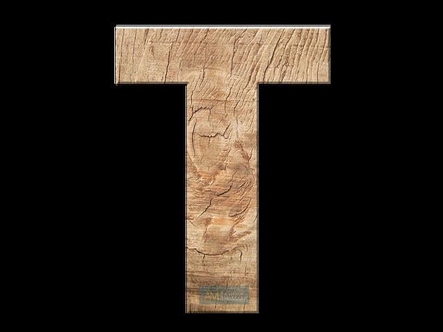 Immagine della Lettera T