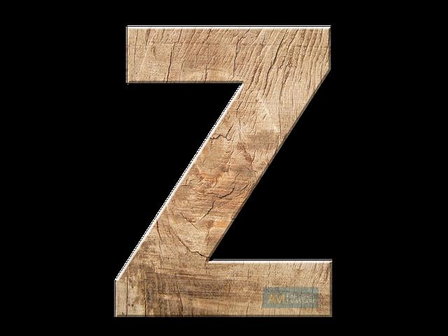 Immagine della Lettera Z