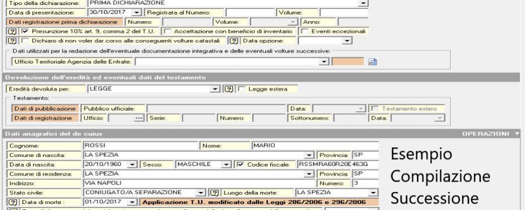 Come Si Compila La Dichiarazione Successoria Telematica
