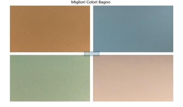 Scelta dei migliori colori per il bagno