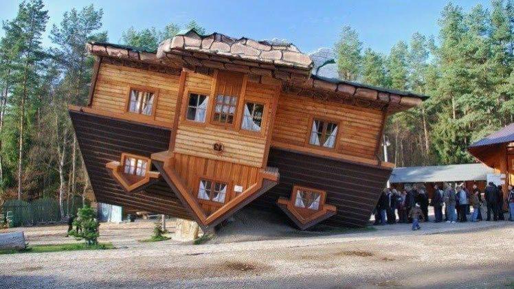 Case più strane del mondo: 10 edifici stravaganti particolari