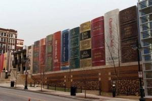 La biblioteca storica di Kansas City