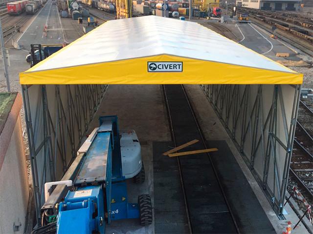 Tunnel retrattili cosa sono prezzi vantaggi ed applicazioni - Calcolo valore immobile commerciale ...