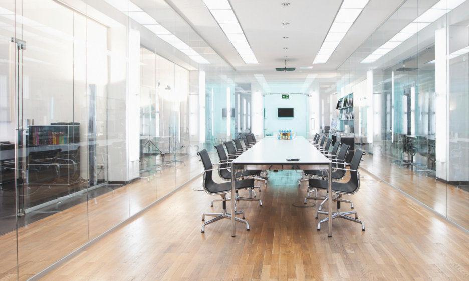 Plafoniere Neon Per Ufficio : Illuminazione ufficio consigli e idee con le lampade a led