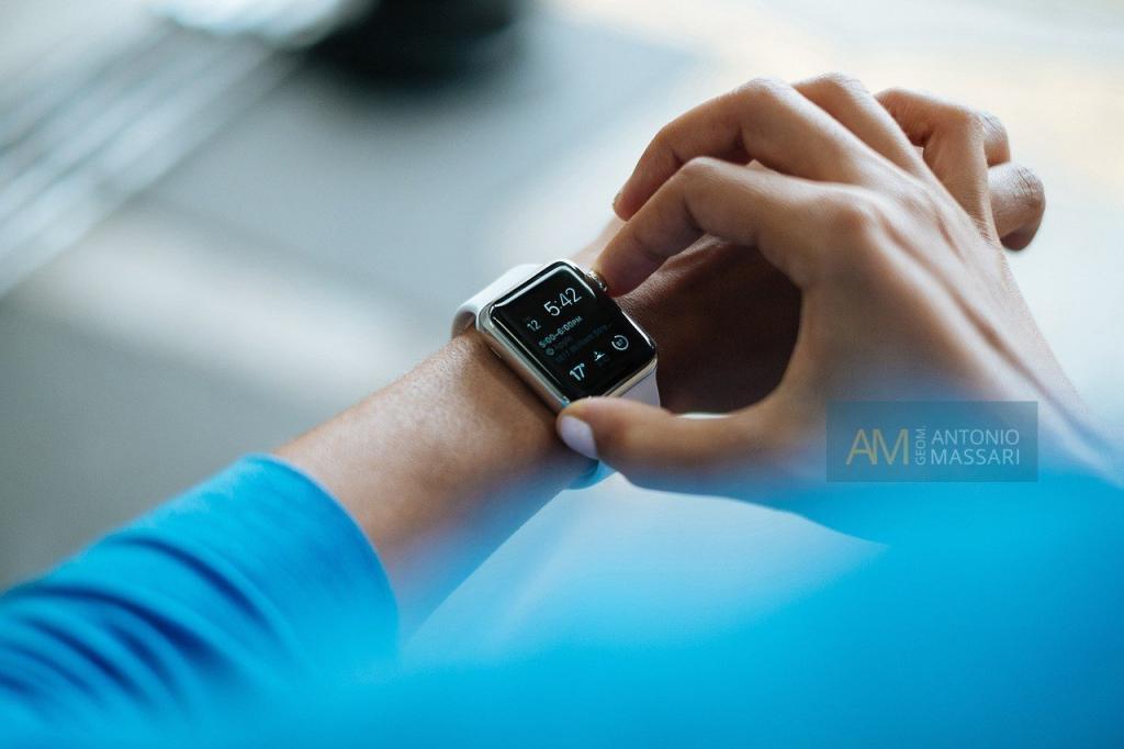 comandare impianti di casa con lo smartwatch