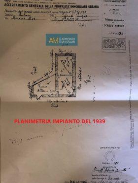 planimetria impianto